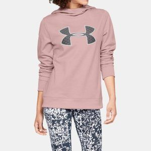 Under Armour Women's Pullover Hoodie Sweatshirt M